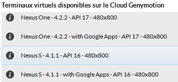 [SOFT][4.1+] Genymotion : Emuler/Utiliser Android sur un PC / Ordinateur [30.07.2013] 410701454