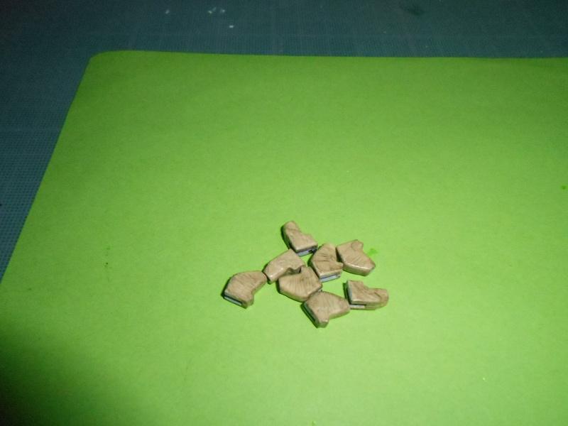 NAGATO Hasegawa 1/350- PE- Ponts en bois 411143DSCN6445