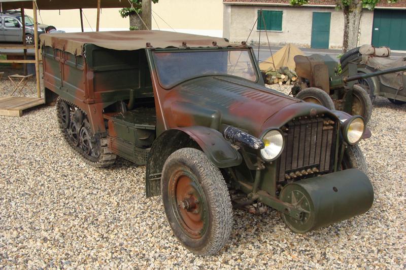 Berry-au-Bac, commémoration officielle du centenaire du premier combat de blindés français 411369DSC06811