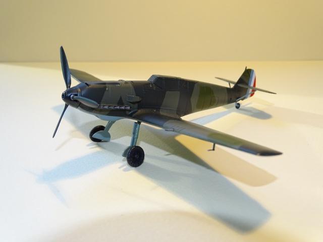 Bf 109 E3 WNr 1304 du JG 76 capturé le 22/11/1939 411496DSC03713
