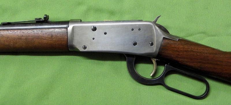 La Winchester 1894 de Bouffaleau Grill 413626Winchester18944986577Ncg