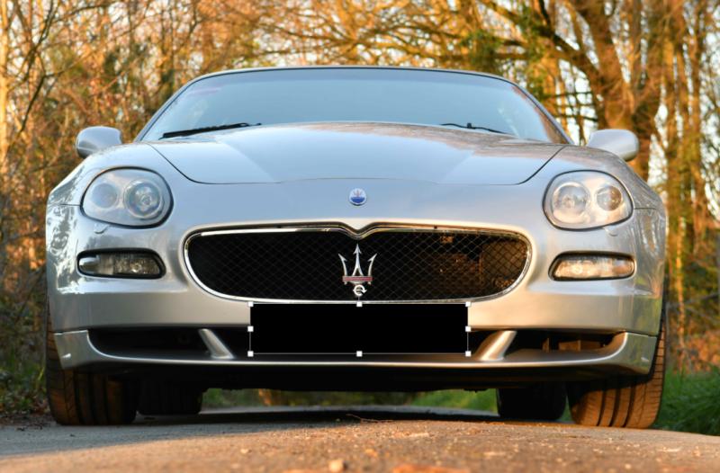 A vendre Maserati GranSport 415530annonce12