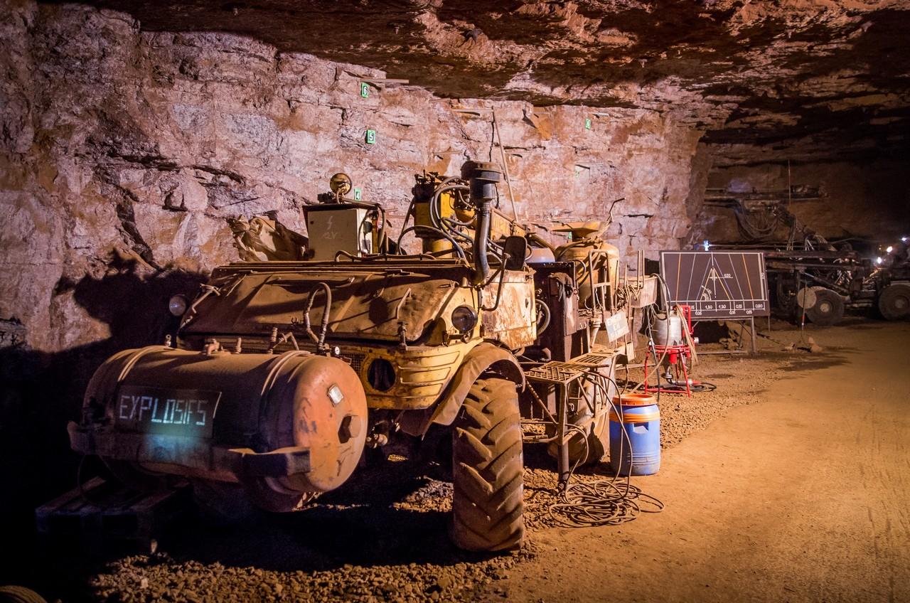 Mine de fer Hussigny Godbrange (54) 2/2 417792IMGP9218