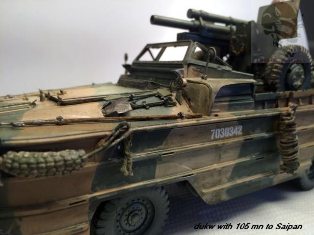 Duck gmc,avec canon de 105mn,a Saipan - Page 2 419356IMG4491