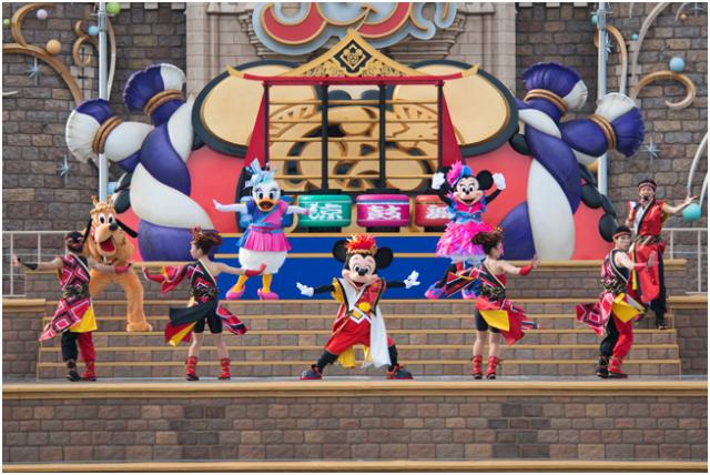 [Tokyo Disney Resort] Programme complet du divertissement à Tokyo Disneyland et Tokyo DisneySea du 15 avril 2018 au 25 mars 2019. 419976sf1