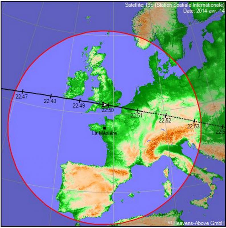 2014: le 14/04 à 22h50 - Lumière étrange dans le ciel  - Nord de Rennes - Ille et Vilaine (dép.35) 421364Mysterious1