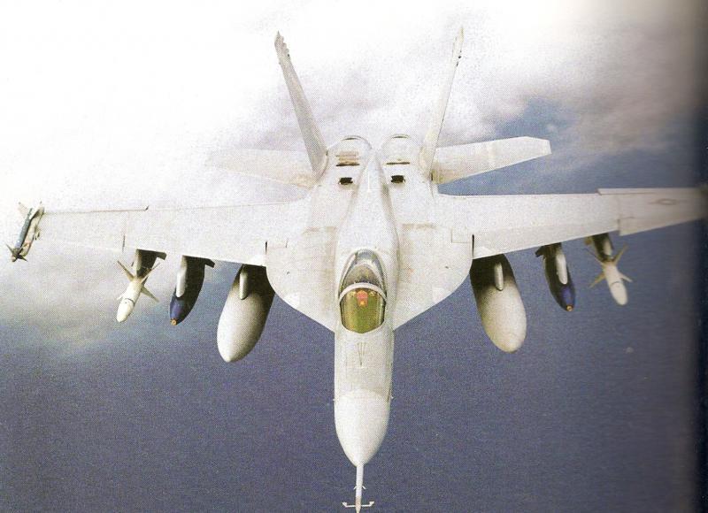 BOEING F/A-18E et F SUPER HORNET  421700BoeingF18SuperHornetprototype