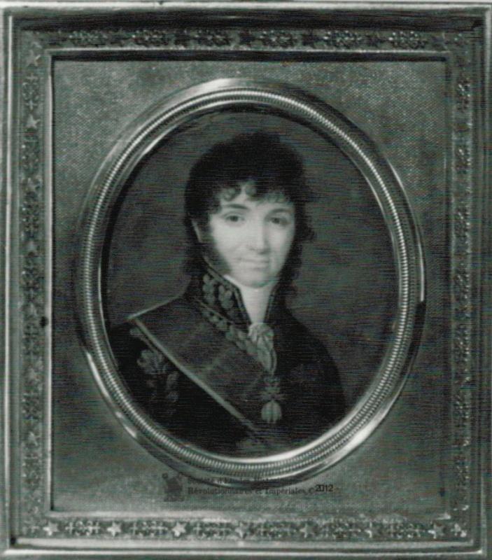 Joachim Murat : chasseur - général et Roi 422710muraten1806