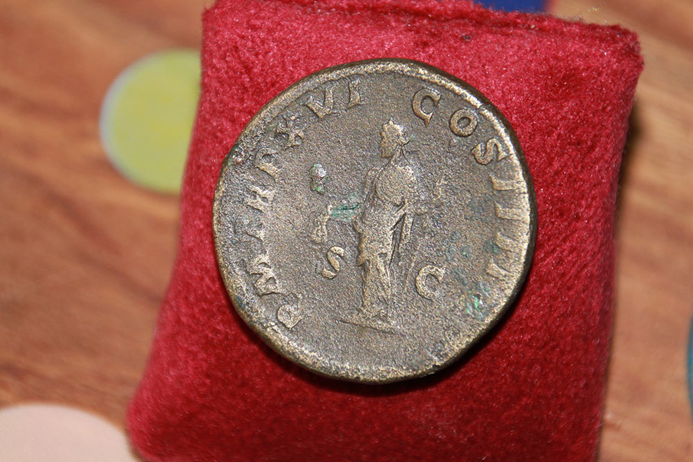 Sesterce de Caracalla 422963742