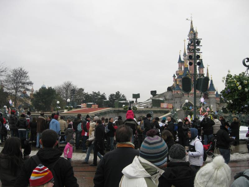[Disneyland Paris] Disneyland Hotel - chambre Castle Club (8-10 décembre 2010) (début du TR p.9) - Page 10 423559IMG2515