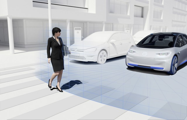 La première mondiale de l'I.D. lance le compte à rebours vers une nouvelle ère Volkswagen  425333DB2016AL01961large