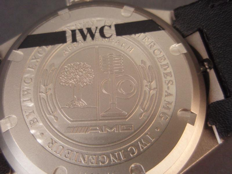 IWC Ingénieur AMG 427581P1020014