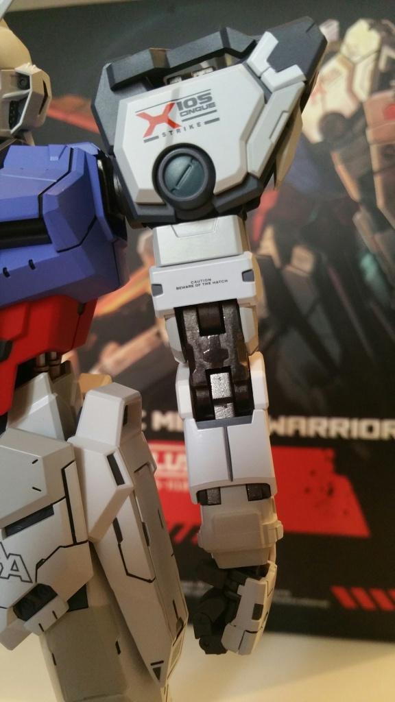 Review/Edito : Strike Gundam Metal Build 1/72 by Moshow la leçon Chinoise donnée a Bandai  427865201610061414581