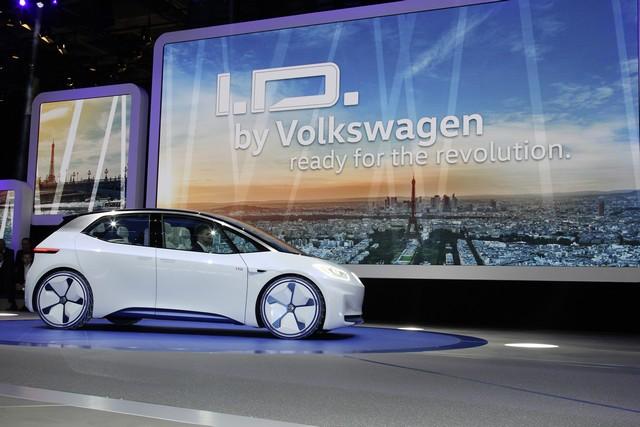 La première mondiale de l'I.D. lance le compte à rebours vers une nouvelle ère Volkswagen  429315DB2016AL01993large