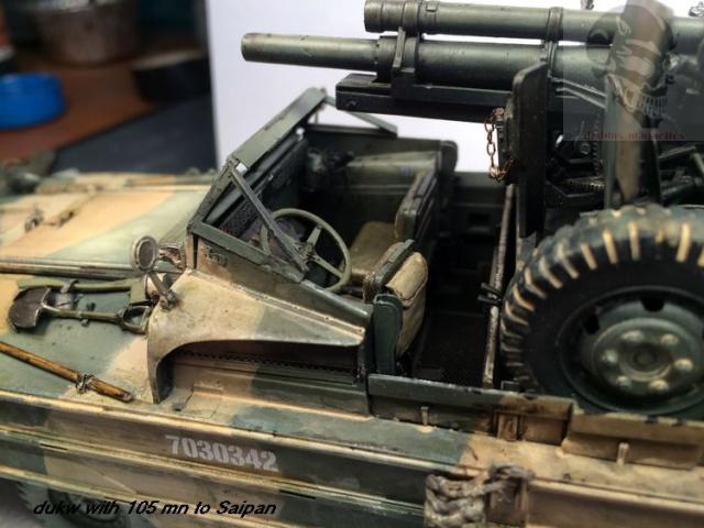 Duck gmc,avec canon de 105mn,a Saipan - Page 2 429423IMG4490
