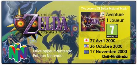 The Legend Of Zelda: Majora's Mask | N64 - Page 2 429856mm