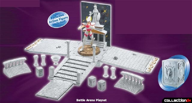 Battle Arena Playset 43017battlearena