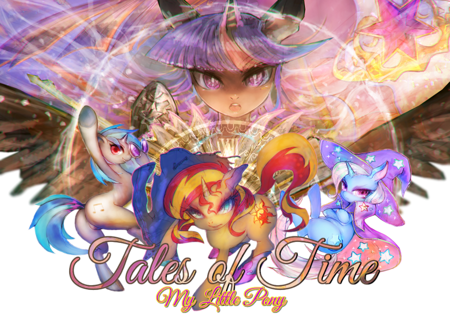 My little poney : Tales of Time