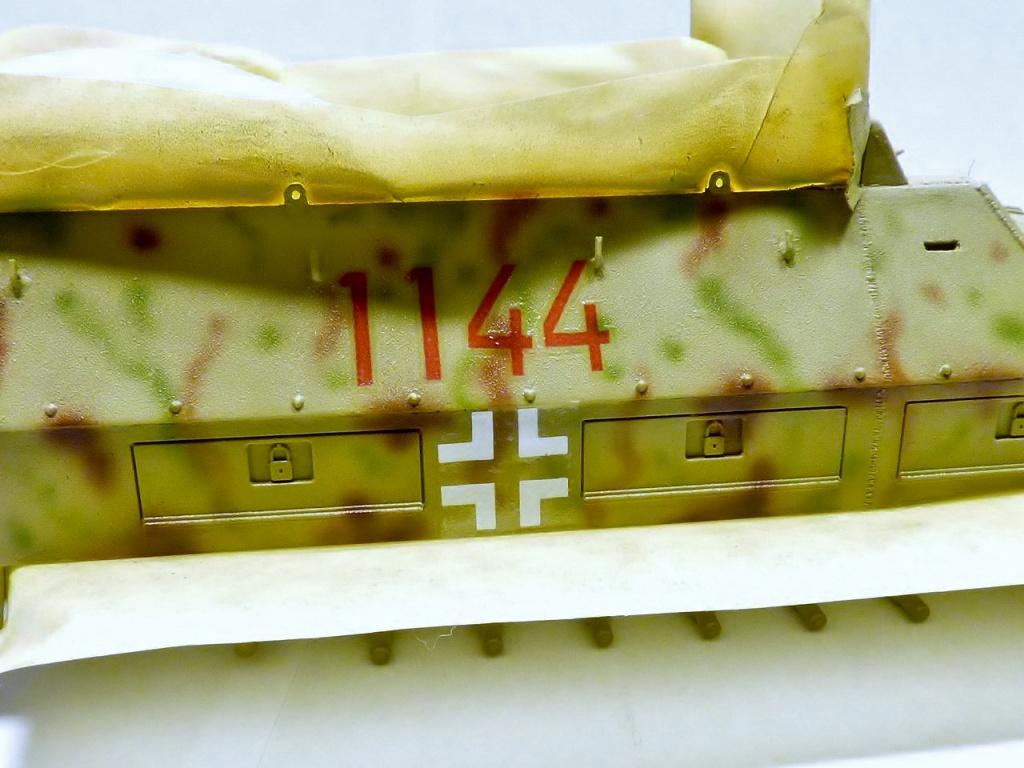 sdkfz - SdkFz 251 / 9  Tamiya / AFV 430735P1060586Copier