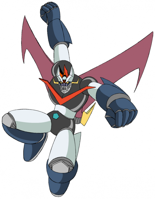 Great Mazinger : fan-arts ... by FaGian ! 430790GreatMazinger2