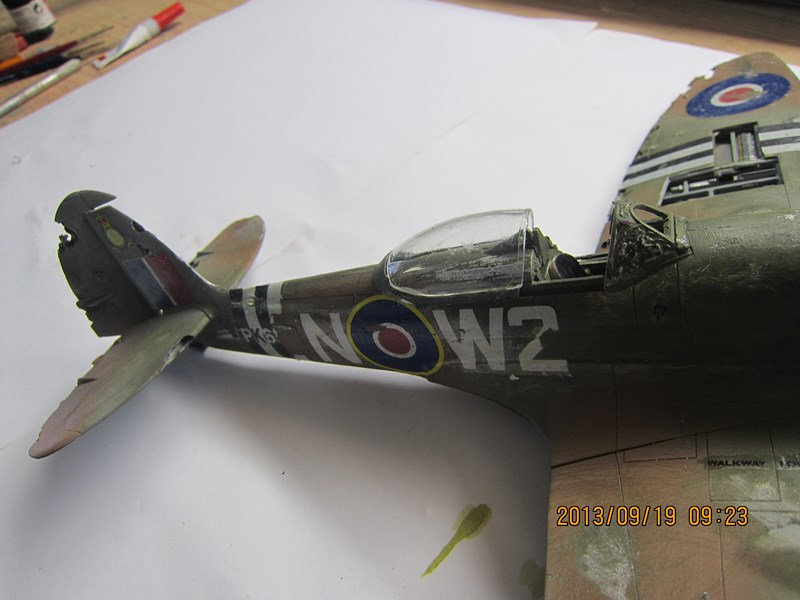 Spitfire au 32 de chez Matchebox 431597IMG1270Copier