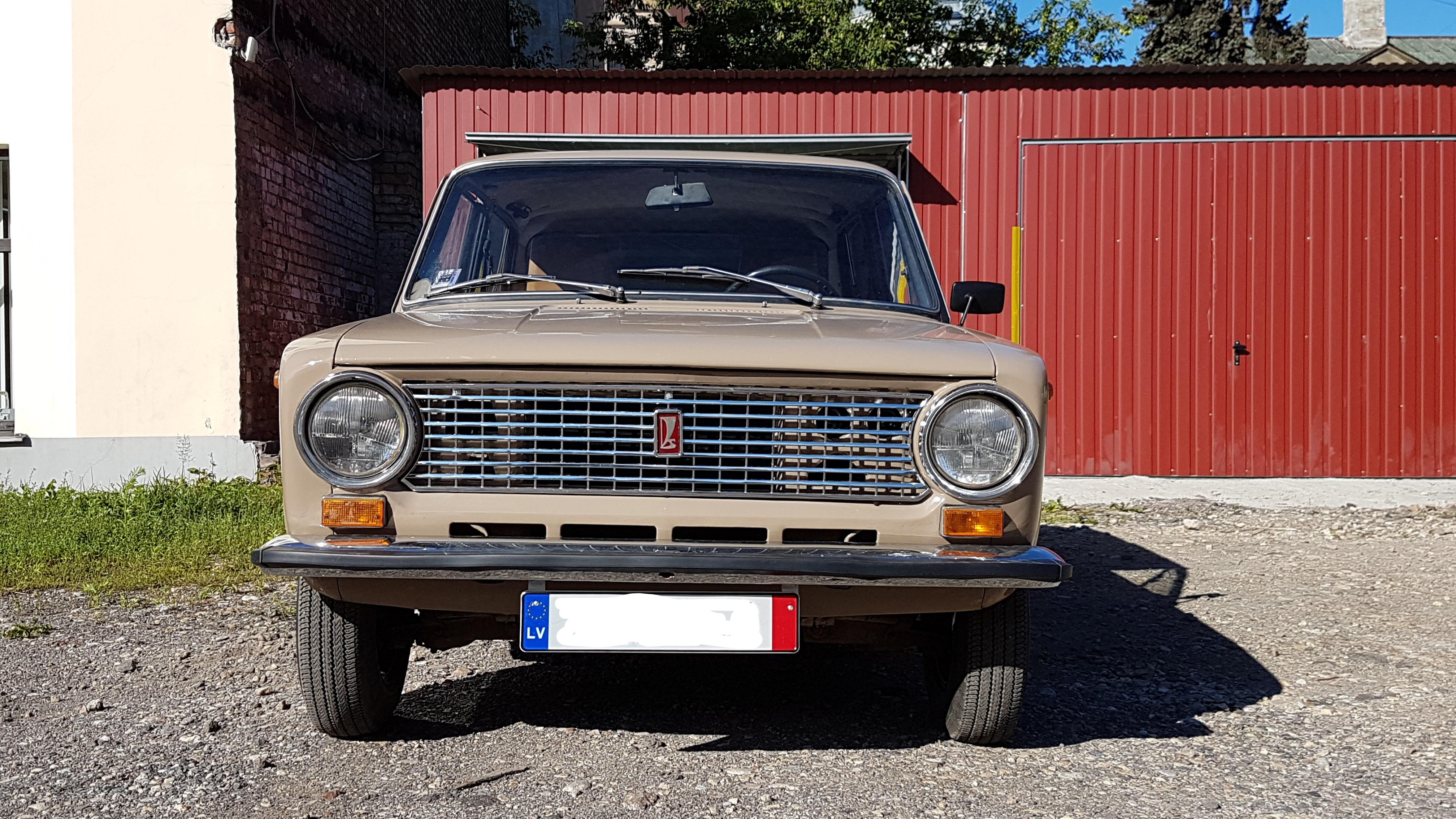 lada 1200, Vaz 2101 depuis la Lettonie!! - Page 2 43203520170715174823LI