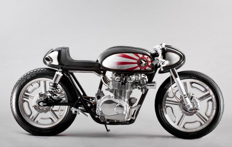 Honda CB t  433265kruggerlink