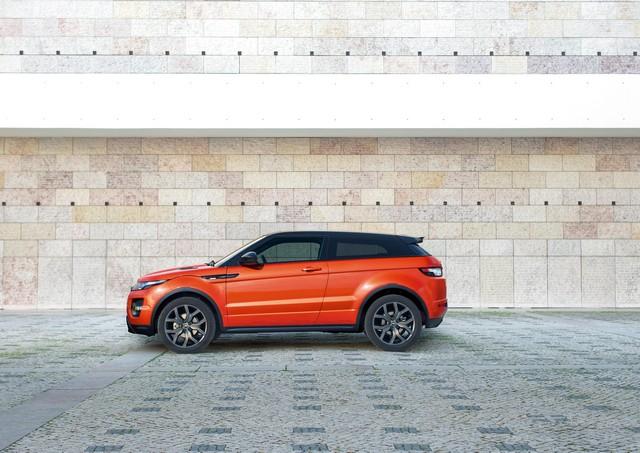 Range Rover Evoque Deux Nouveaux Modèles Autobiography en 2015 433765RREVQ15MYABDynamic18021403