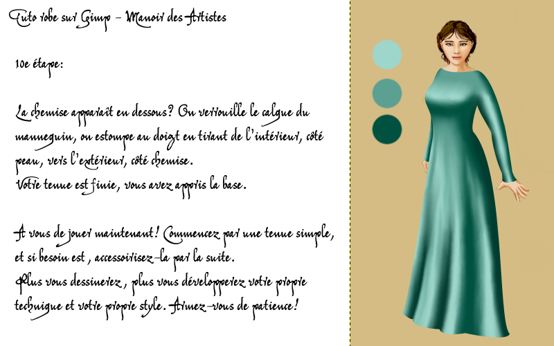 Dessiner une robe sur Gimp 435060tutoderniereversion10