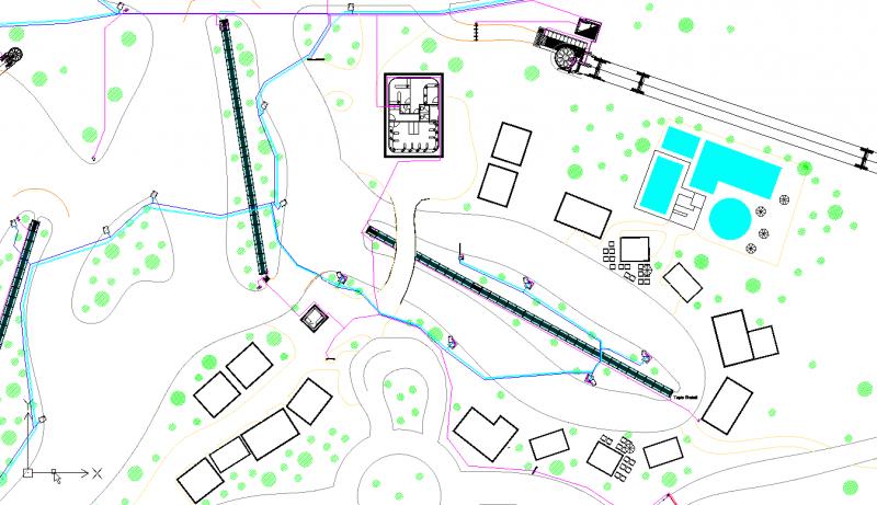 Dessins techniques, Plans 2D remontées mécaniques - Page 2 435604Captureforum