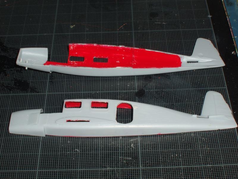 CAUDRON C-635 Simoun  (version Air Bleu). 1936  Heller 1/72. 436102P1010137