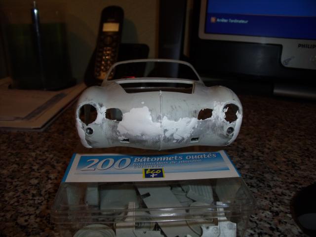 Karmann Ghia Cab' au 1/16. 436461Karmann020