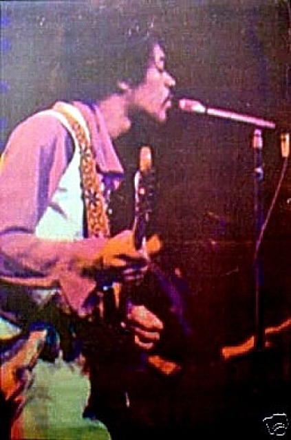 New York (Madison Square Garden) : 28 janvier 1970  437002jimimsg