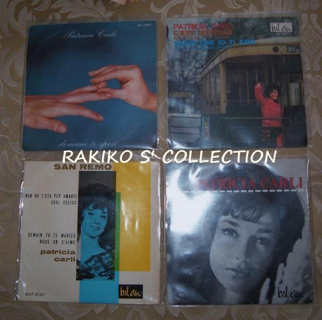Rakiko  s' music collection  45 rpm & 33 rpm and more 43737845tinternationaux