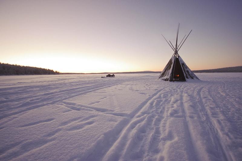 Laponie finlandaise: à la recherche du père Noël 437622314b