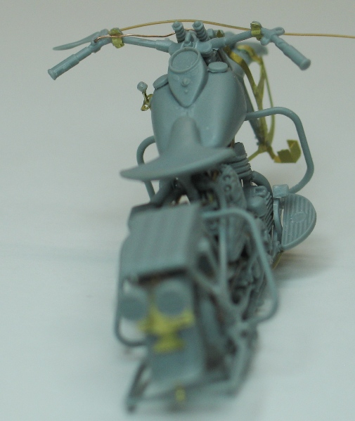 Harley WLA US Army WW2  Miniart 1/35 438264IMG0125