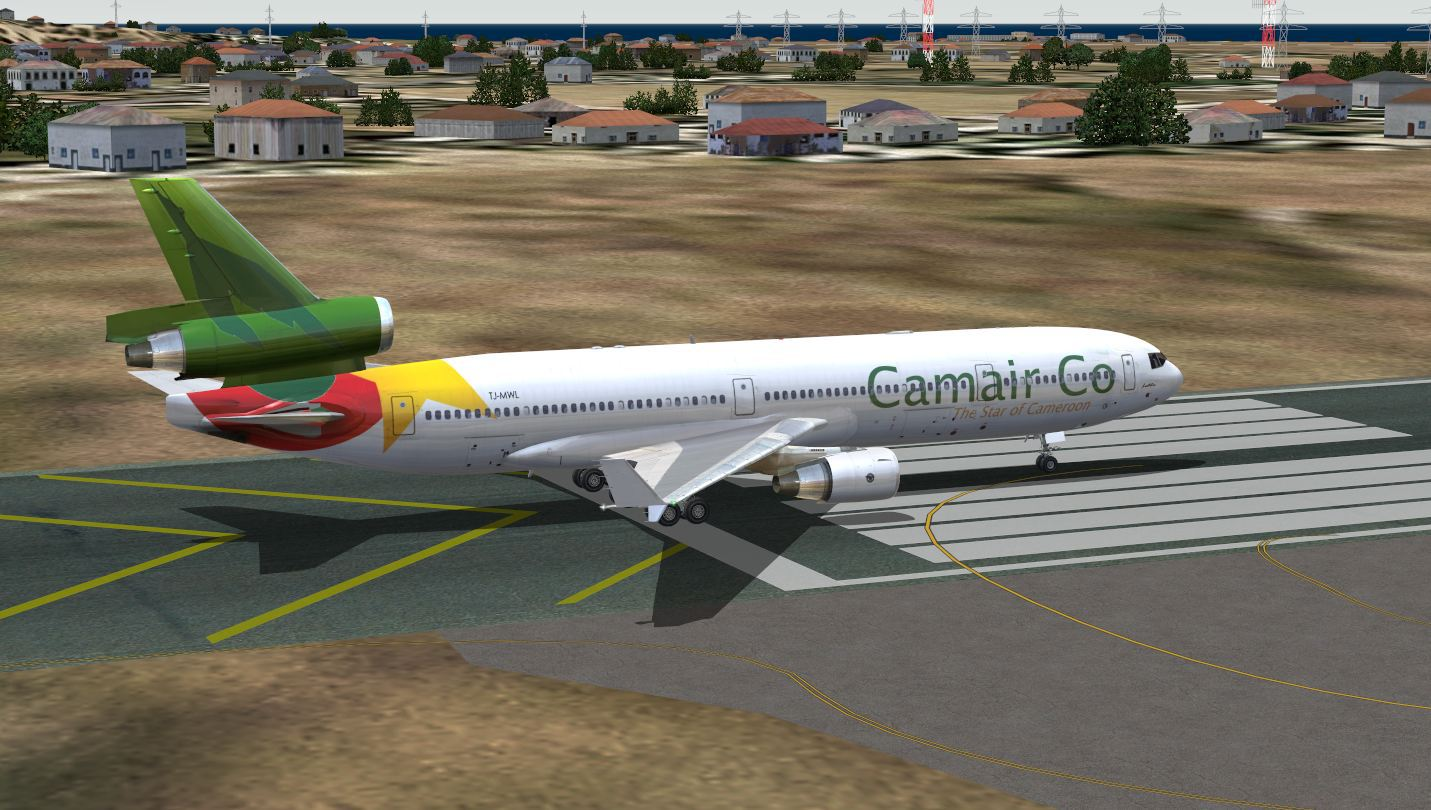 Une belle Aventure Camerounaise 438316CAMAIRCO11