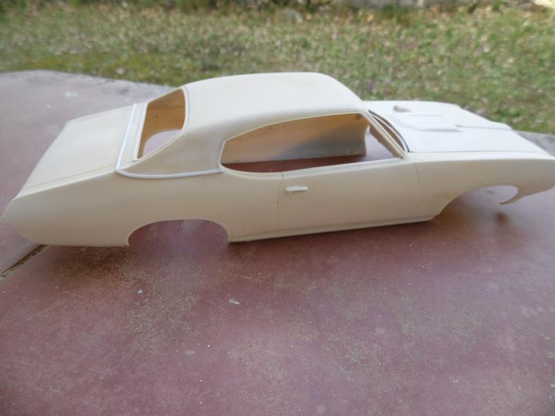Pontiac GTO 69. 438436SAM3696