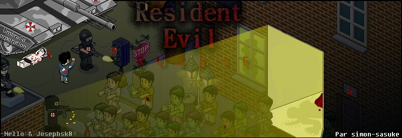 Resident Evil Russie