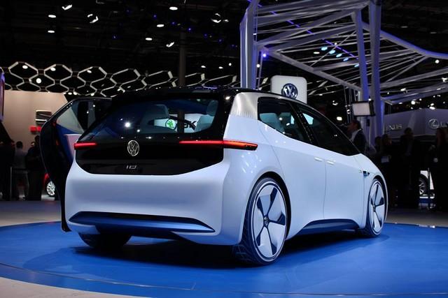 La première mondiale de l'I.D. lance le compte à rebours vers une nouvelle ère Volkswagen  438663ID1