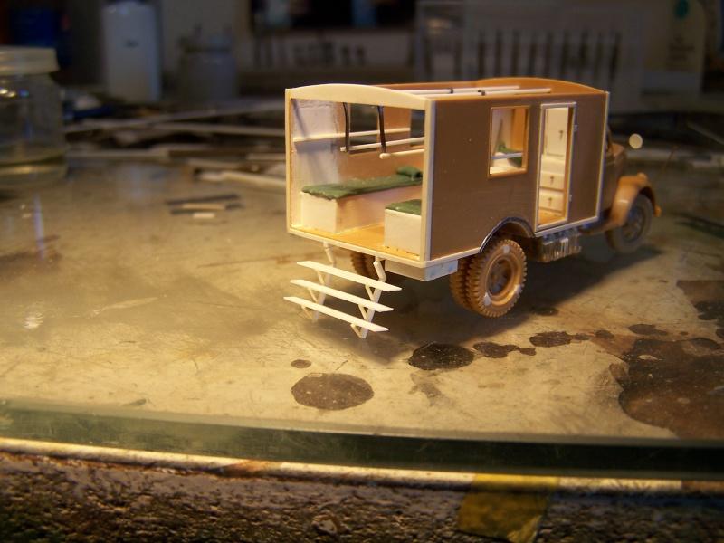 Opel Blitz Ambulance Normandie été 1944 4397951005865