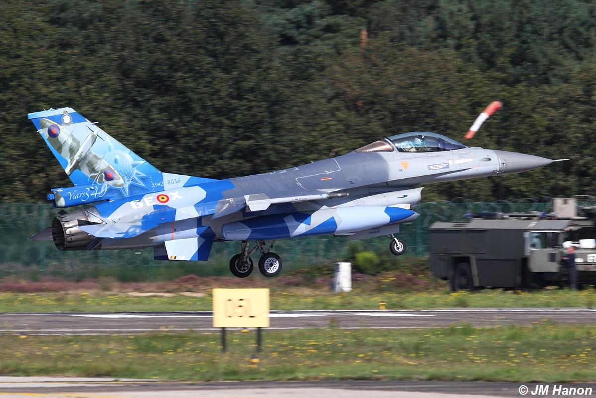 BELGIAN AIR FORCE DAYS - Klein Brogel 09.2014 439909BF16AM221EBBL120914FA110GF