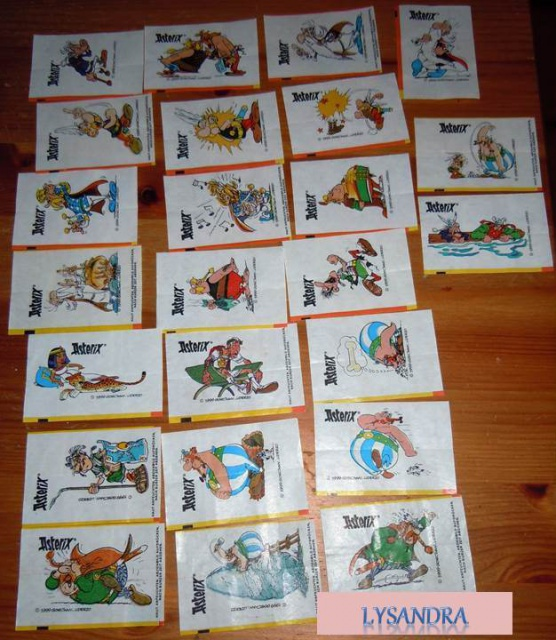 Astérix : ma collection, ma passion - Page 4 44001445a