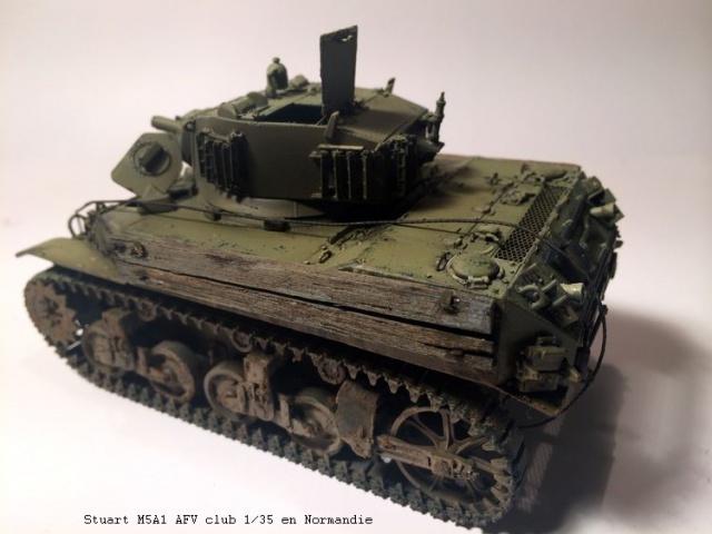 stuart M5A1 (afv au 1/35)normandie 440925006