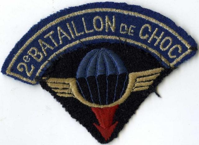 25e DAP (Division Aéroportée - 1946 à 1948) 442485BadgePhilippet2