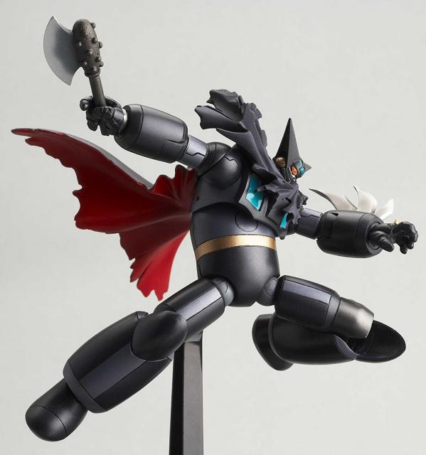 Figurine Revoltech #035 : Black Getter 443318blackgetter3