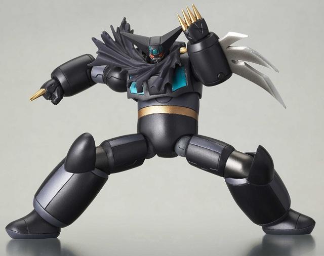 Figurine Revoltech #035 : Black Getter 443525blackgetter2