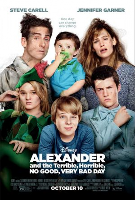 [Disney] Alexander and the Terrible, Horrible, No Good, Very Bad Day (2014 aux US) 445298al2