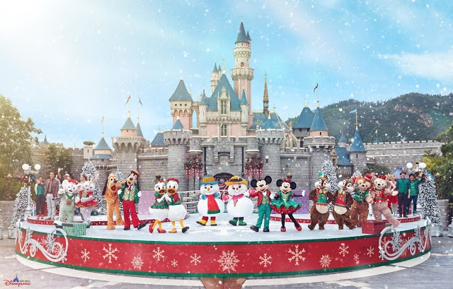 [Hong Kong Disneyland Resort] Le Resort en général - le coin des petites infos - Page 11 445350w763