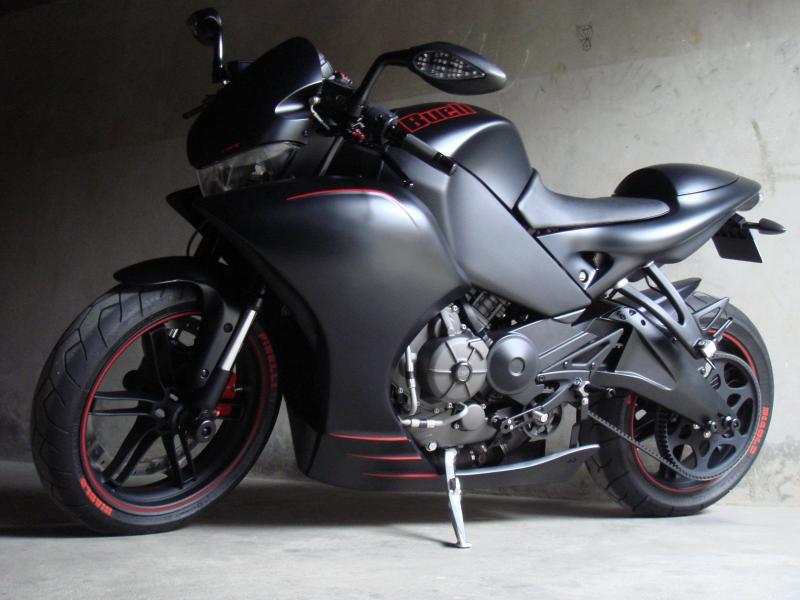 [LeCHRIS] - 1125 CR Full Power Noir Mat by PAROTECH...!!!... 445746DSC03155